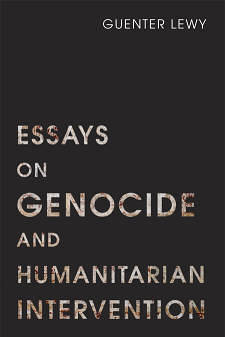essay about armenian genocide