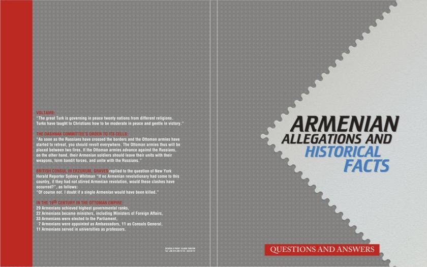 armenian allegations